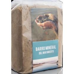 Barro mineral del mar muerto 200g Amapola bio cosmetics