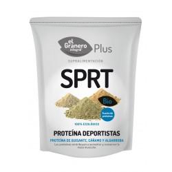 Proteína deportistas ( de guisante, algarroba y cáñamo ) bio 200 g el granero integral