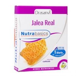 Jalea real 24 perlas drasanvi