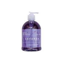Jabón líquido de manos de lavanda 500ml laboratorio sys
