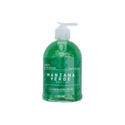 Jabón líquido de manos de manzana 500ml laboratorio sys