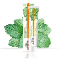 Crema dental purificante aliento fresco 75 ml corpore sano