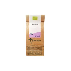 Infusión bio té rooibos granel 50 gr josenea bio