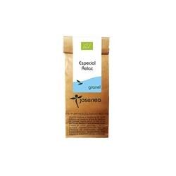 Infusión bio especial relax granel 50 g josenea bio