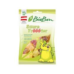 Caramelos de goma sabor frutas ácidas bio 100g biobon