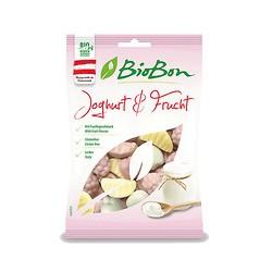 Caramelos de goma sabor yogur y fruta bio 100g biobon