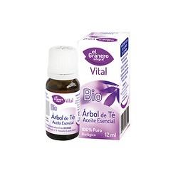 Aceite esencial de árbol de té bio 12ml el granero integral