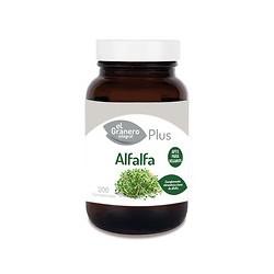 Alfalfa 200 comp. 400mg. El granero integral