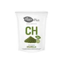 Chlorella bio 200 g el granero integral