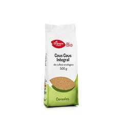 Cous cous integral bio 500g El granero integral