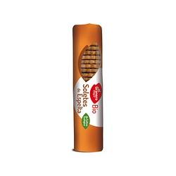 Galletas soletes de trigo espelta bio 275 g el granero integral