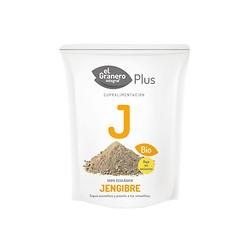 Jengibre bio 150 g el granero integral