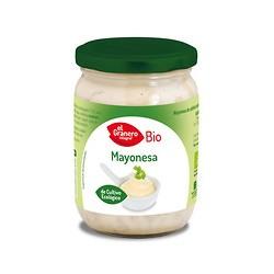 Mayonesa bio 340 g el granero integral