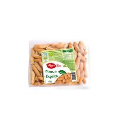 Picos de trigo espelta bio 150 g El granero integral