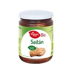 Seitán en conserva bio 430 g  El granero integral