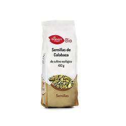Semillas de calabaza bio 450 g El granero integral