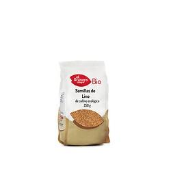 Semillas de lino bio 250g El granero integral