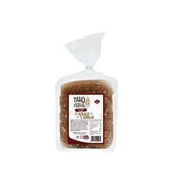 Pan de molde integral 5 cereales y semillas 400g Taho cereal
