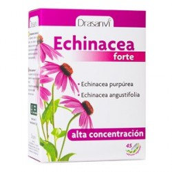 Echinacea 45 caps 524,66mg Drasanvi