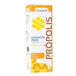 Própolis extracto puro con alcohol 50ml Drasanvi