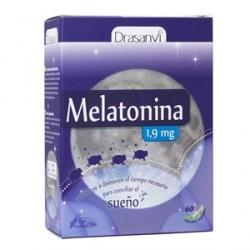 Melatonina 60 caps. 1,9 mg Drasanvi