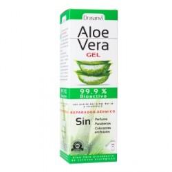Gel puro de aloe vera 99,9% con árbol de té 200ml drasanvi