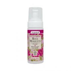 Mousse limpiador desmaquillante de rosa mosqueta bio 150 ml drasanvi