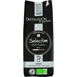 Café selección molido bio 250g Destination