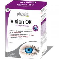 Vision ok 30 caps. physalis