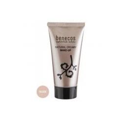 Maquillaje en crema nude benecos