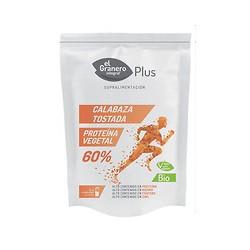 Proteína de calabaza tostada bio 200 g el granero integral