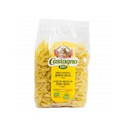 Macarrones de trigo blanco ecológicos 500 g castagno