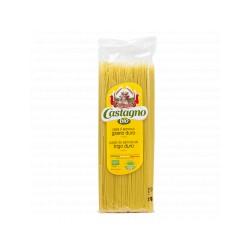 Espaguetis de trigo blanco ecológicos 500 g castagno