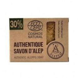 Jabón de alepo 30% ecocert alepeo