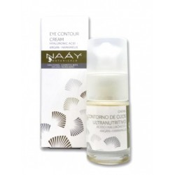 Contorno de ojos ultra nutritivo 15 ml naay botanicals