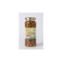 Aceitunas arbequinas bio 200 g cal valls