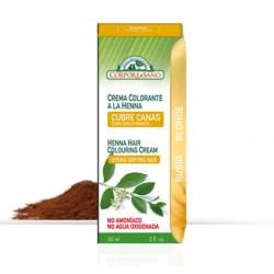 Cubre canas rubio, tinte semi permanente 60 ml corpore sano