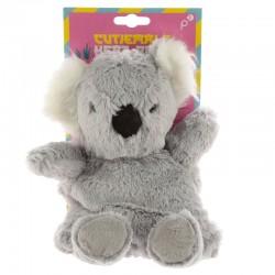 Peluche térmico de semillas koala