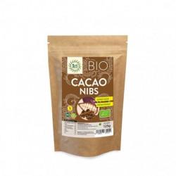 Cacao nibs 125 g sol natural