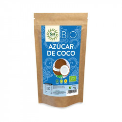 Azúcar de coco bio 250 g sol natural