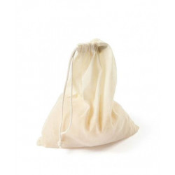Bolsa de algodon ecologica pequeña para granel turtle bags