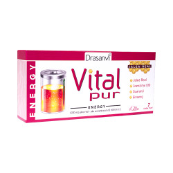 Vitalpur energy 7X15 ml drasanvi