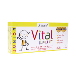 Vitalpur junior 7X15 ml drasanvi