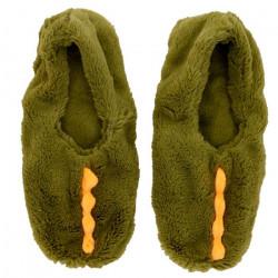 Zapatillas térmicas dinosaurio talla unica