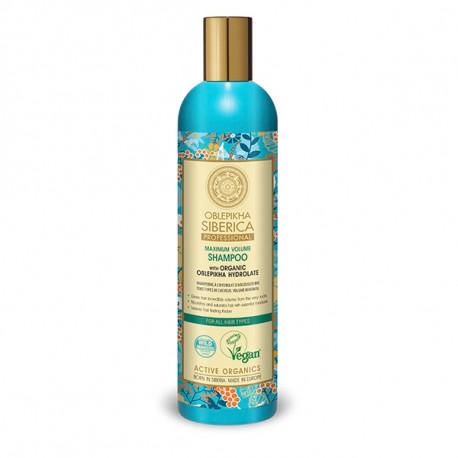 Champú para todo tipo de cabellos 400 ml natura siberica