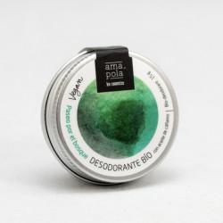 Desodorante sólido paseo por el bosque 60 g amapola bio cosmetics