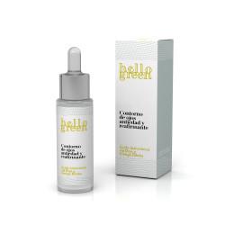 Contorno de ojos antiedad con ácido hialurónico 30 ml hellogreen