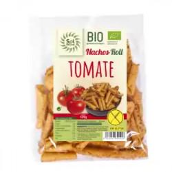 Nachos Roll de maíz y tomate bio 125 g sol natural