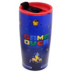 Taza térmica para llevar game over 500 ml