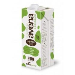 Bebida de avena calcio ecológica 1 L soria natural